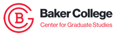 Baker College Center for Grad Studies Logo